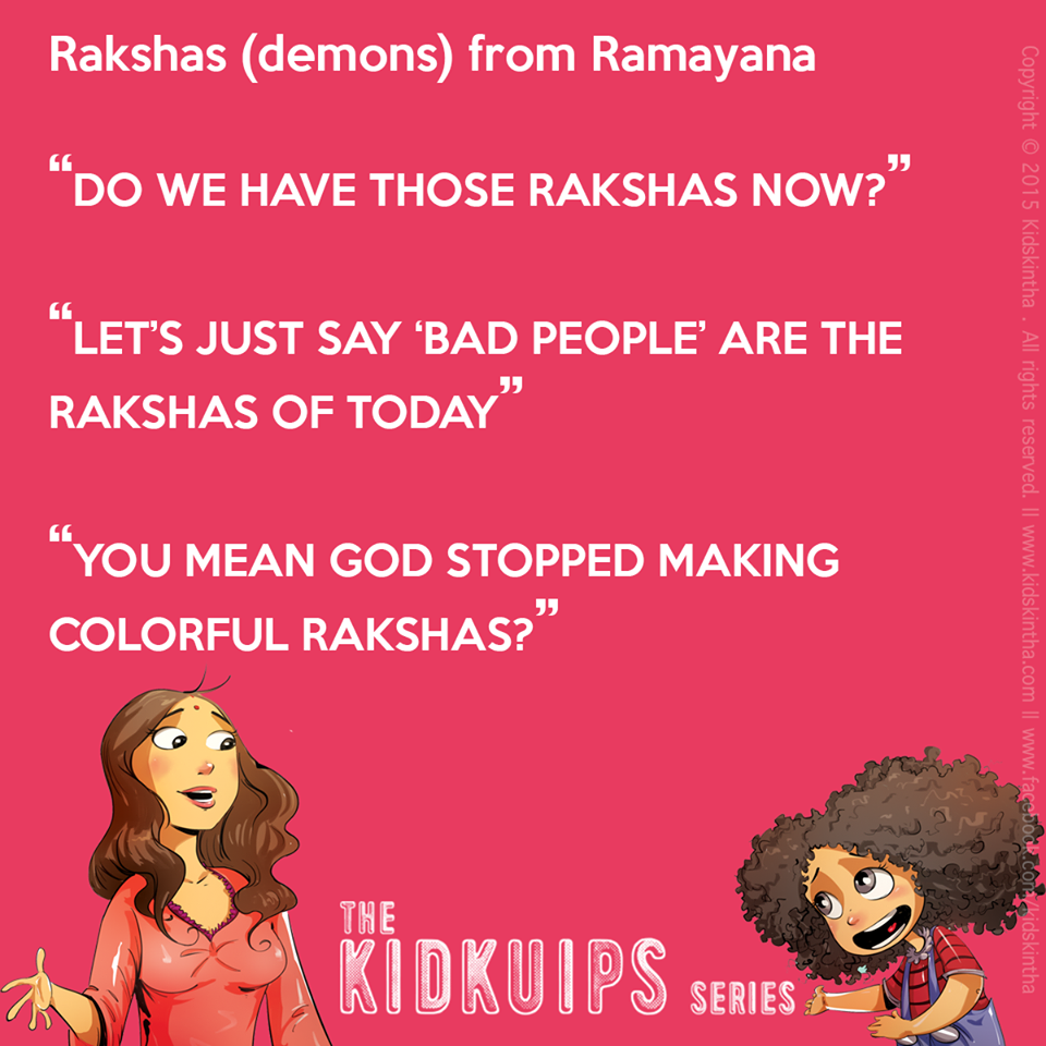 #4_Colourful Demons