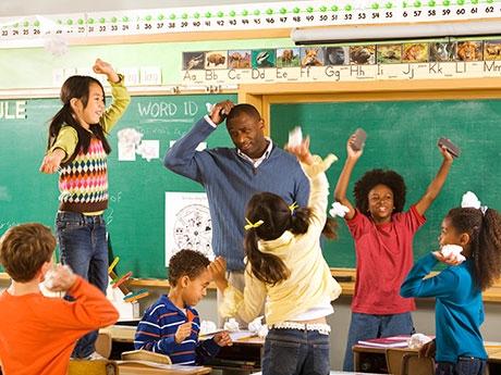 Positive, Not Punitive Classroom Management