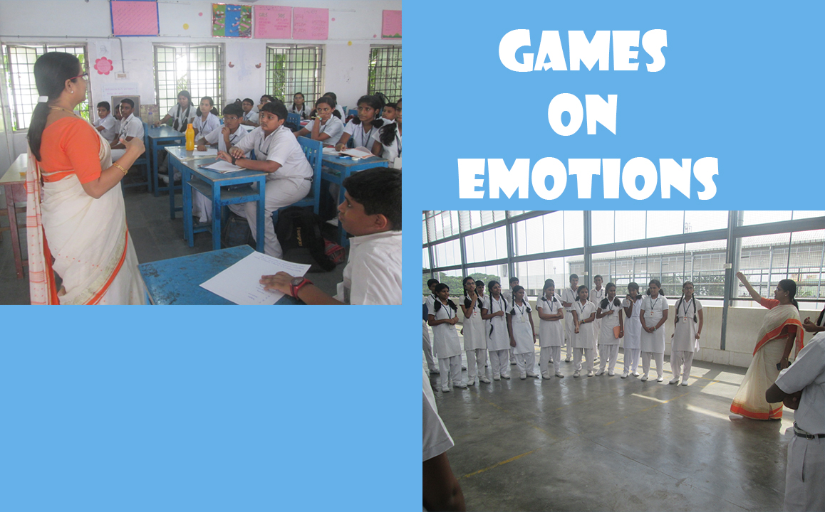 Games on Emotions