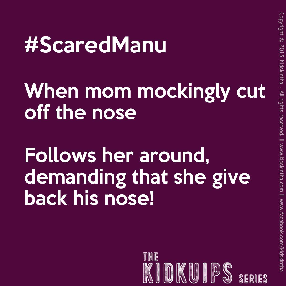 ScaredManu
